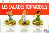 Les salades des top' models