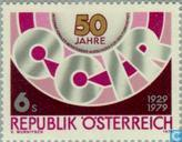 Briefmarken - Österreich [AUT] - CCIR 1929-1979