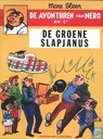 Comics - Nero und Co - De groene slapjanus