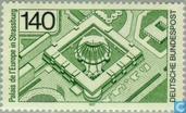 Briefmarken - Deutschland [DEU] - Palais de l'Europe