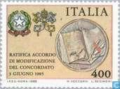 Treaty with Vatican