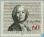 Postage Stamps - Germany [DEU] - Christoph Willibald Gluck