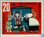 Postage Stamps - Germany [DEU] - Grimm Fairy Tales