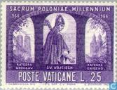 Christianization Poland 1000 years