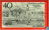 Timbres-poste - Allemagne [DEU] - Rüdesheim
