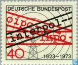 Timbres-poste - Allemagne [DEU] - Interpol 1923-1973