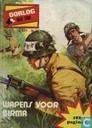 Comics - Oorlog - Wapens voor Birma