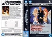 DVD / Vidéo / Blu-ray - Bande vidéo VHS - Diamonds are Forever