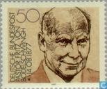 Briefmarken - Deutschland [DEU] - Fritz von Bodelschwingh