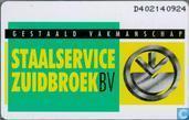 Phone cards - PTT Telecom - Staalservice Zuidbroek B.V.