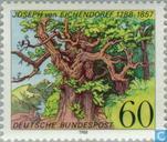 Postage Stamps - Germany [DEU] - Joseph von Eichendorff