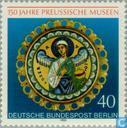 Postzegels - Berlijn - Pruisisch museum 1830-1980