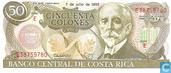 Costa Rica 50 colones