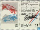 Declaration Human Rights and Citizens 1789-1989