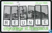 Phone cards - PTT Telecom - Reünie Citycollege St. Franciscus 24 Juni 1995
