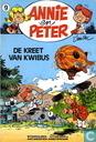 Strips - Annie en Peter - De kreet van Kwibus