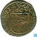 's-Hertogenbosch duit 1602