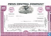 Penn Central Company, Certificate for more than 100 shares, Common stock, w/o par value