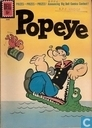 """Popeye an' Swee'pea in """"Salty the Parrot"""""""