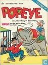 Popeye en de verliefde olifant