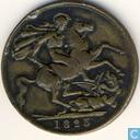 Verenigd Koninkrijk 1 crown 1823