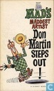Mad's maddest artist Don Martin steps out!