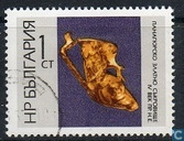 Postage Stamps - Bulgaria [BGR] -  The Gold Treasures of Panagyurishte