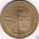 """Penningen / medailles - ECU penningen - Nederland 1 ecu 1990 """"Zoetermeer"""""""