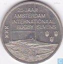 Penningen / medailles - Herdenkingspenningen - Nederland 25 jaar Amsterdam internationaal Rugby Sevens