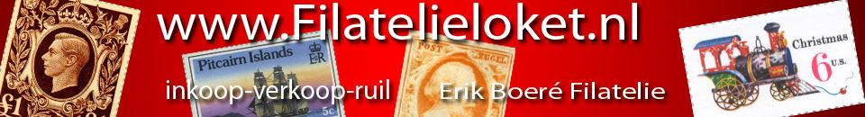 65 423 articles à la vente chez Erik Boeré Filatelie