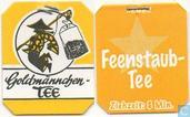 Sachets et étiquettes de thé - Goldmännchen Tee -  9 Feenstaub-Tee