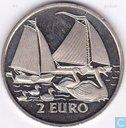 """2 Euro Sail Den Helder 1997 """"Binnenvaart/Zwanen"""""""