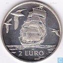 """2 Euro Sail Den Helder 1997 """"Fregat/Stormvogels"""""""