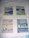 Comic ex-libris and prints - Portfolio - Vedere Napoli