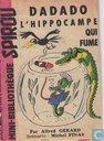 Dadado,l'hippocampe qui fume