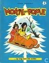 Mokie en Popie op weg naar het zuiden