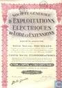 Soc. Gén. d'Exploitations Electriques de Lodz et Extensions