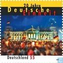 20 years German unity