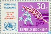 World Food Programme 1963-1973
