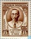 10 years Indonesian post