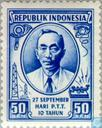 Indonesian P.T.T. 1945-1955