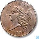 l'objet le plus précieux - États-Unis 1 / 2 cent 1793 Liberty cap