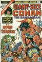 Giant size Conan the barbarian