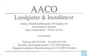 AACO Loodgieter & Installateur
