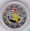 "België 2 euro 2011 ""100th International Women's Day"""