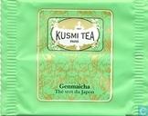 Theezakjes en theelabels - Kusmi Tea - Genmaicha