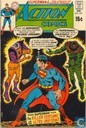Does Superman pick the killer costume or the ultra uniform?