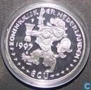 """Nederland 1 ecu 1997 """"Suske en Wiske"""""""