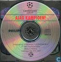 DVD / Vidéo / Blu-ray - VCD video CD - Ajax kampioen! - UEFA Champions League 1995