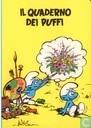 Schrift Il quaderno dei Puffi